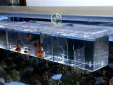 Box Separation Fish Breeding Aquarium Isolation Small Incubating Young Tank Hang