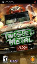 Twisted Metal Head On PSP Disc Only