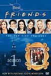 The Best of Friends: Top Five Episodes Season 1 (DVD, 2003) - FREE SHIPPING