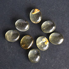 5X3MM Oval Shape, Baltic Amber Calibrated Cabochons AG-214