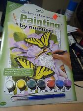 Royal & Langnickel various Design Paint by Numbers Painting Kit
