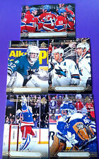 2014-15 SPA HOCKEY 'Authentic Moments' 5 CARD LOT - Take 1 or All 5 U-PICK!!