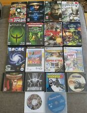 Lot of PC games. Mix of Brand New and used.