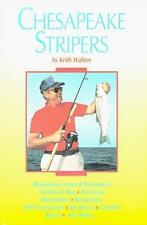 Chesapeake Stripers Walters, Keith Paperback