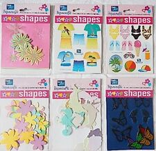 Card Art Papercrafts - Pre-cut shapes for card making & scrapbooking