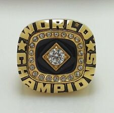 1978 New York Yankees World Series Championship Copper ring Size 8-14 Solid Back