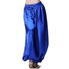 Harem Yoga Pants Trousers Belly Dance Costume Tribal Aladdin Boho Pantalons Club