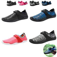 US Men Water Shoes Barefoot Quick-Dry Adjustable Water Shoes Sports Beach Shoes