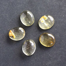11X9MM Oval Shape, Baltic Amber Calibrated Cabochons AG-214