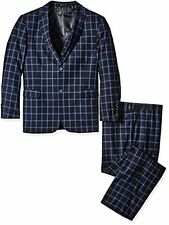 Stacy Adams Tailored 5634-002BT Mens Big and Tall Slim Fit Metro