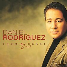 From My Heart Rodriguez, Daniel Audio CD