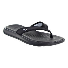 NEW NIKE Ultra Celso Women's Sandals Thong Flip Flops in Black Sz 6, 7, 8, 9, 10