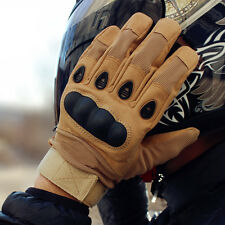 Motorcycle Gloves Cycling Full Finger Glove Motorbike Motocross Protective Gear