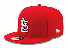 St Louis Cardinals Game On Field 2017 Fitted Cap Hat All Sizes MLB New Era