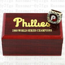 1980 Philadelphia Phillies World Series Championship Copper Ring Size 10-13 Gift