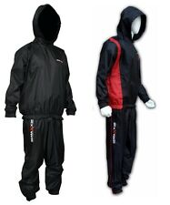 Maxx Heavy Duty Sauna Sweat Track Suit Weight loss Slimming Boxing Gym Mma ufc D