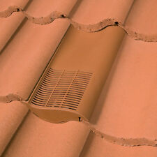 Marley Anglia Plus / Redland Norfolk Pantile Roof Tile Vent FREE DELIVERY