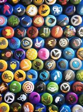 """OVERWATCH Hero Player Icon 1"""" Pin Badge Pinback Button ~ YOUR CHOICE ~ CUSTOMED"""