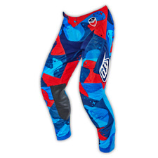 TROY LEE DESIGNS TLD 2016 MX MOTO SE AIR PANT COSMIC CAMO BLUE