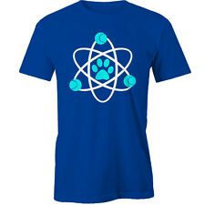 Atomic Kitty Symbol T-Shirt cat Animal