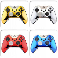 Chrome Repair Parts Front Shell for Microsoft Xbox One Elite Remote Controller