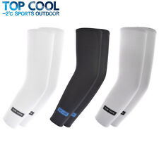3 Pairs of Sports Cooling Arm Sleeves UV Protection for Cycling Hiking Fishing