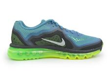 NIKE AIR MAX 2014 MEN RUNNING SHOE NEW BLUE REFLECT SILVER BLACK SIZE 621077 403