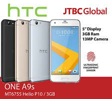 New HTC One A9s 2PWD200 5.0 inch 13MP 3GB 32GB Factory Unlocked Smart Phone