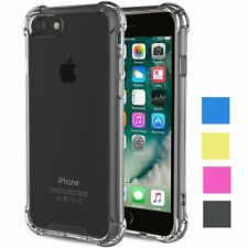 Fashion Slim Clear Crystal Shockproof Hard Case Cover For Apple iPhone 7 Plus