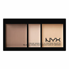 NYX Professional Makeup – CREAM HIGHLIGHT & CONTOUR PALETTE 2 PACK