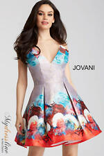 Jovani 51793 Short Cocktail Dress ~LOWEST PRICE GUARANTEE~ NEW Authentic