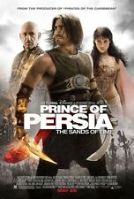 PRINCE OF PERSIA (2010) Original Studio Double Sided 27x40 Movie Poster