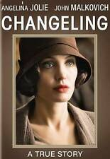 Sealed Changeling,  DVD, Angelina Jolie, Colm Feore, Amy Ryan with Free Shipping