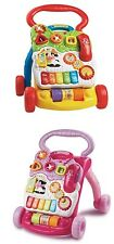 VTech Baby First Steps Baby Walker - Available in two colours