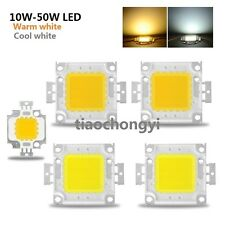 DC12V 10W 20W 30W 50W Cool white warm white High Power LED chip White bulb