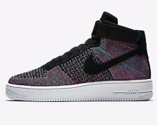 Nike AIR FORCE1 ULTRA FLYKNIT MENS SHOES,PUNCH/WHITE/BLACK-US 10,10.5,11 Or 11.5