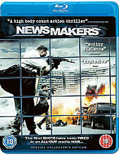 Newsmakers  DVD Blu-ray***NEW***