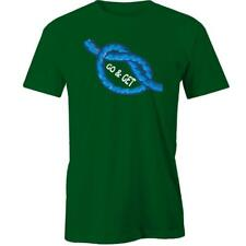 Go and Get T-shirt Funny Subtle Joke Tee New
