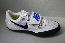 Nike Zoom Rotational 6 Track Throwing Shoes Hammer Shot-put Discuss, 7.5, White