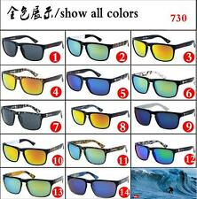 hot Outdoor Sport Fashion Unisex Retro Ken Block Cycling Helm Sunglasses Aviator