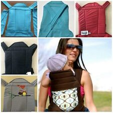 Wrap And Tie Baby Carrier Style Mei Tai Carrier Sling Ring 100% Cotton NEW