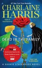 Dead in the Family by Charlaine Harris NEW (Hardcover, First Edition)