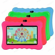 7'' XGODY 8GB BabyPad WiFi Tablet PC Quad Core Google Android 4.4 Camera Kids HD