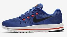 Nike AIR ZOOM VOMERO-12 MEN'S RUNNING SHOES,BLUE/BLACK- Size US 6.5, 7, 7.5 Or 8