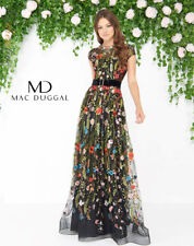 Mac Duggal 50435D Long Evening Dress ~LOWEST PRICE GUARANTEE~ NEW Authentic Gown
