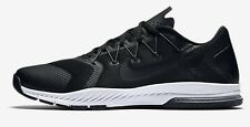 Nike ZOOM TRAIN COMPLETE MEN'S SHOES, BLACK/WHITE/ANTHRACITE- US 10.5,11 Or 11.5