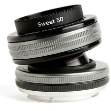 LENSBABY LENSBABY COMPOSER PRO II WITH SWEET 50 OPTIC FOR NIKON F