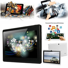 "NEW 6 Colors 7"" A33 Google Android 4.4 Quad Core 1G Tablet PC WiFi EU"
