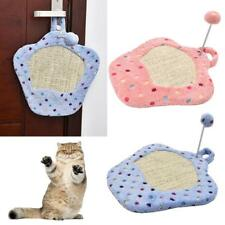 Pet Cat Kitten Scratcher Pad Scratching Board Sleeping Mat Bed Play Toys Plost
