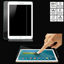 Tempered Glass Screen Protector for Samsung Galaxy Tab Apple iPad Huawei Lot